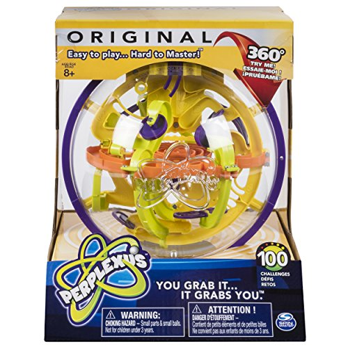 Spin Master Games Perplexus Original - Interactive Maze Game with 100 Challenges