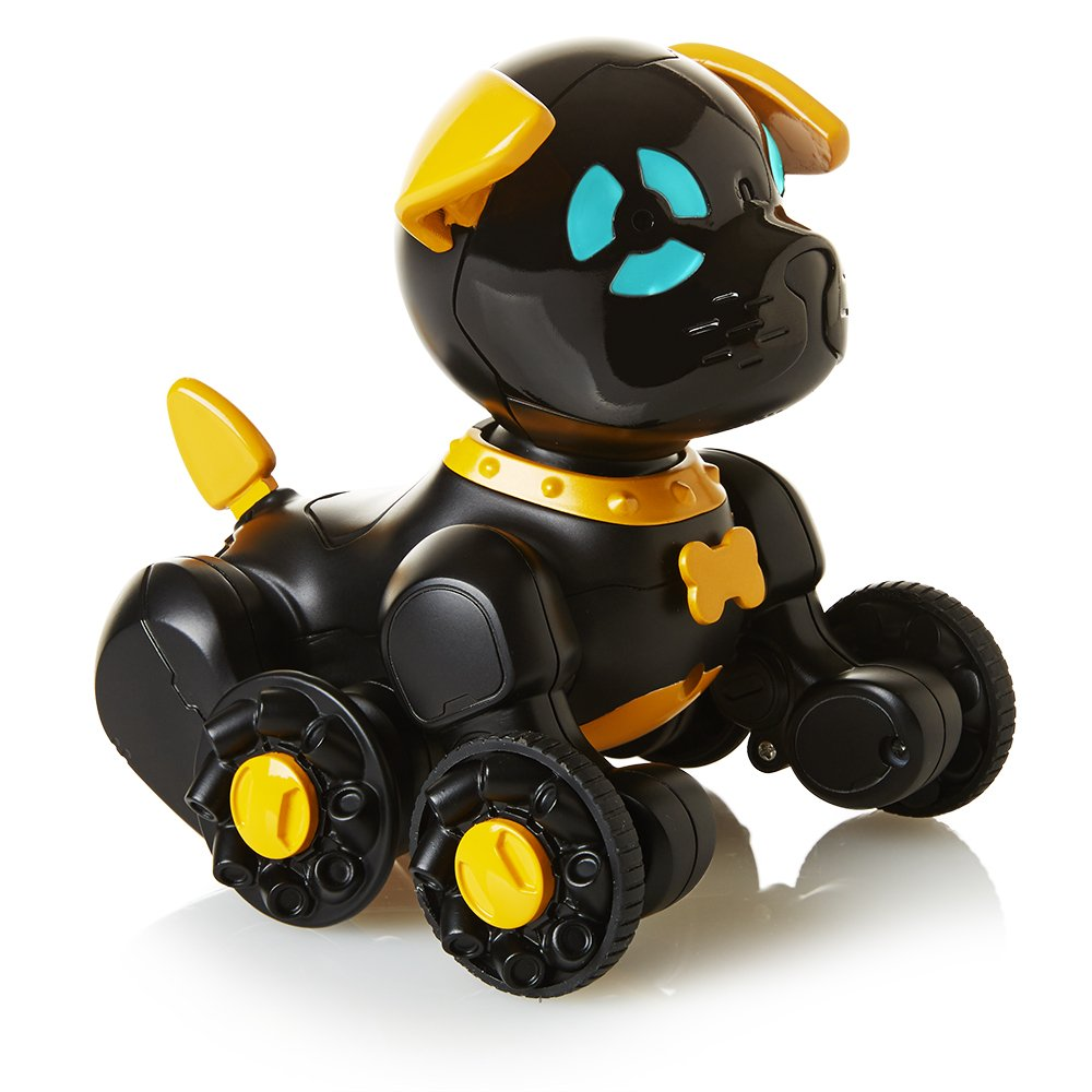 WowWee Chippies Robot Toy Dog -  Chippo (Black) by WowWee (Image #3)