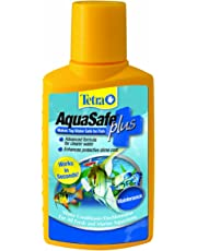 Tetra 16168 AquaSafe Water Conditioner with BioExtract, 3-3/8-Ounce