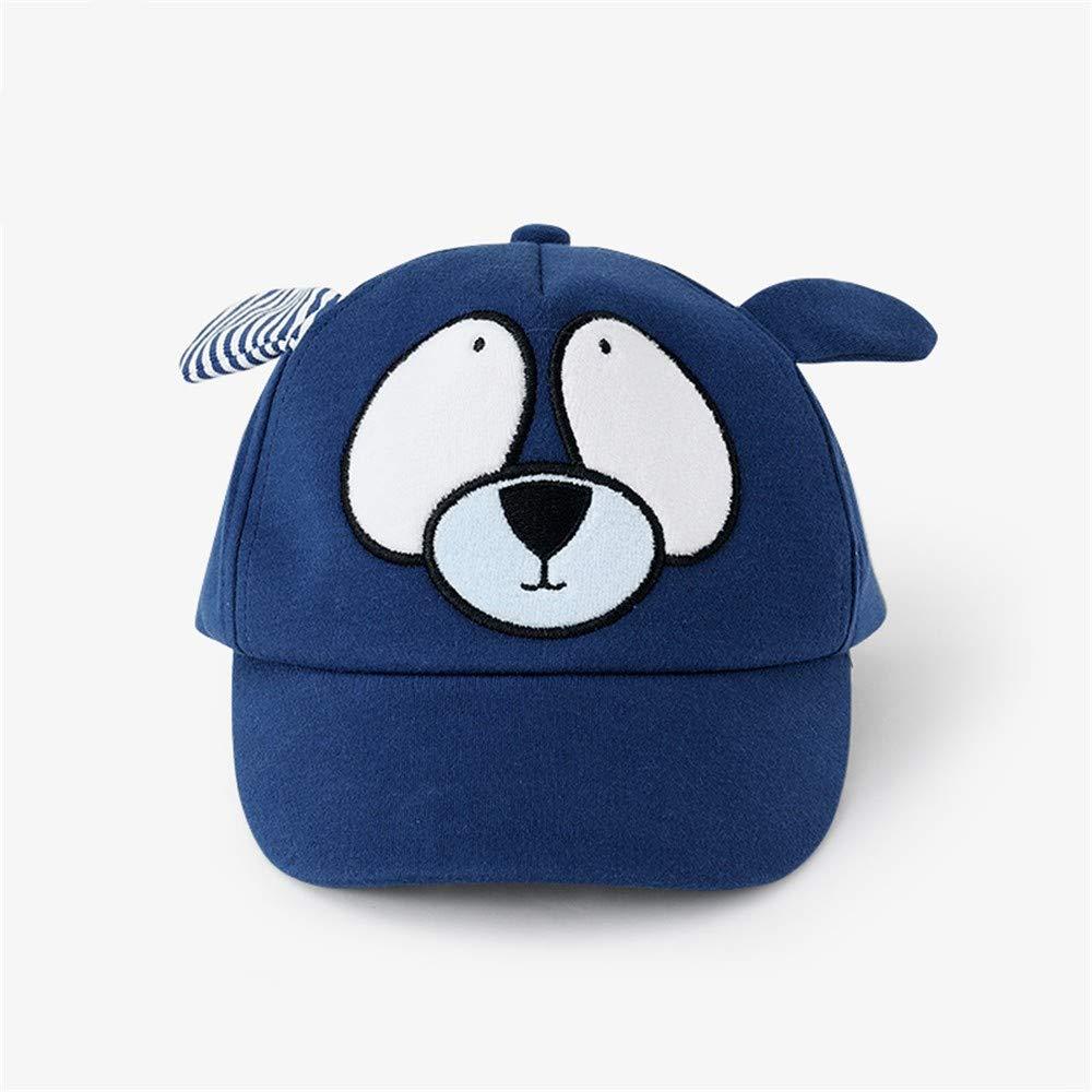 Zyyaxky Gezeiten-Sonneschutz-Baseballmütze-Baby-Sonnenhut-Visierkappe Der Der Der Kinder Hutmannschaft, 52Cm 35071a