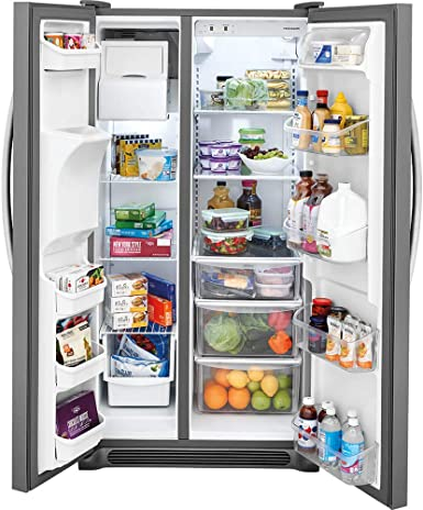 Amazon.com: Frigidaire FFSS2315T refrigerador lado a lado ...