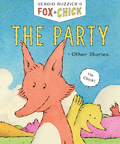 Fox & Chick: The Party: and Other Stories by Chronicle Books (Image #6)