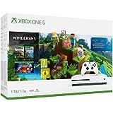Xbox One S 1TB Minecraft Creators Pack + 1M GamePass [Bundle]