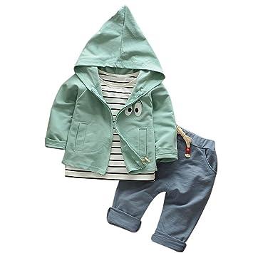 0b410d25a86bb 3点セット(Tシャツ+コート+パンツ)男女 3色 おしゃれ フード