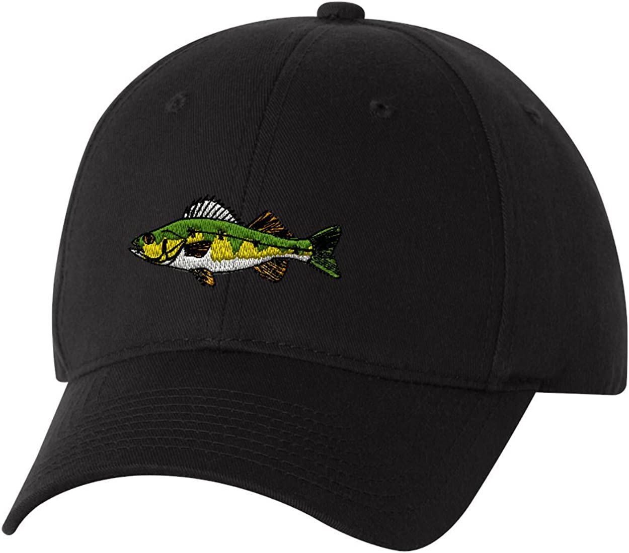 Zander Fishing   5 Panel Premium Baseball Cap