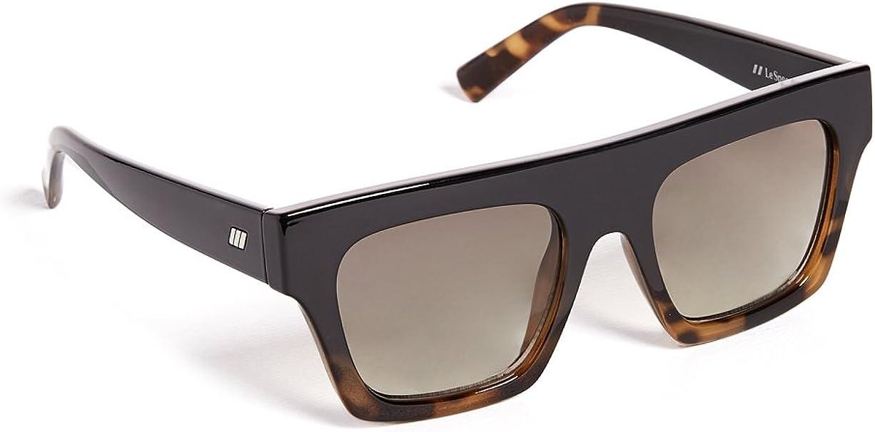 100% genuine authentic quality buy sale Le Specs Subdimension Sunglasses Black Tort One: Le Specs: Amazon ...
