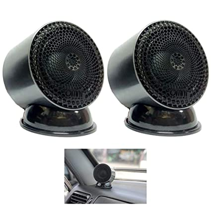 Car Audio System >> Tweeters For Car Audio 2 Inches Full Range Car Speakers Titanium Dome Tweeter Speaker Car Audio Systems Enhance Sound System For Car Bass