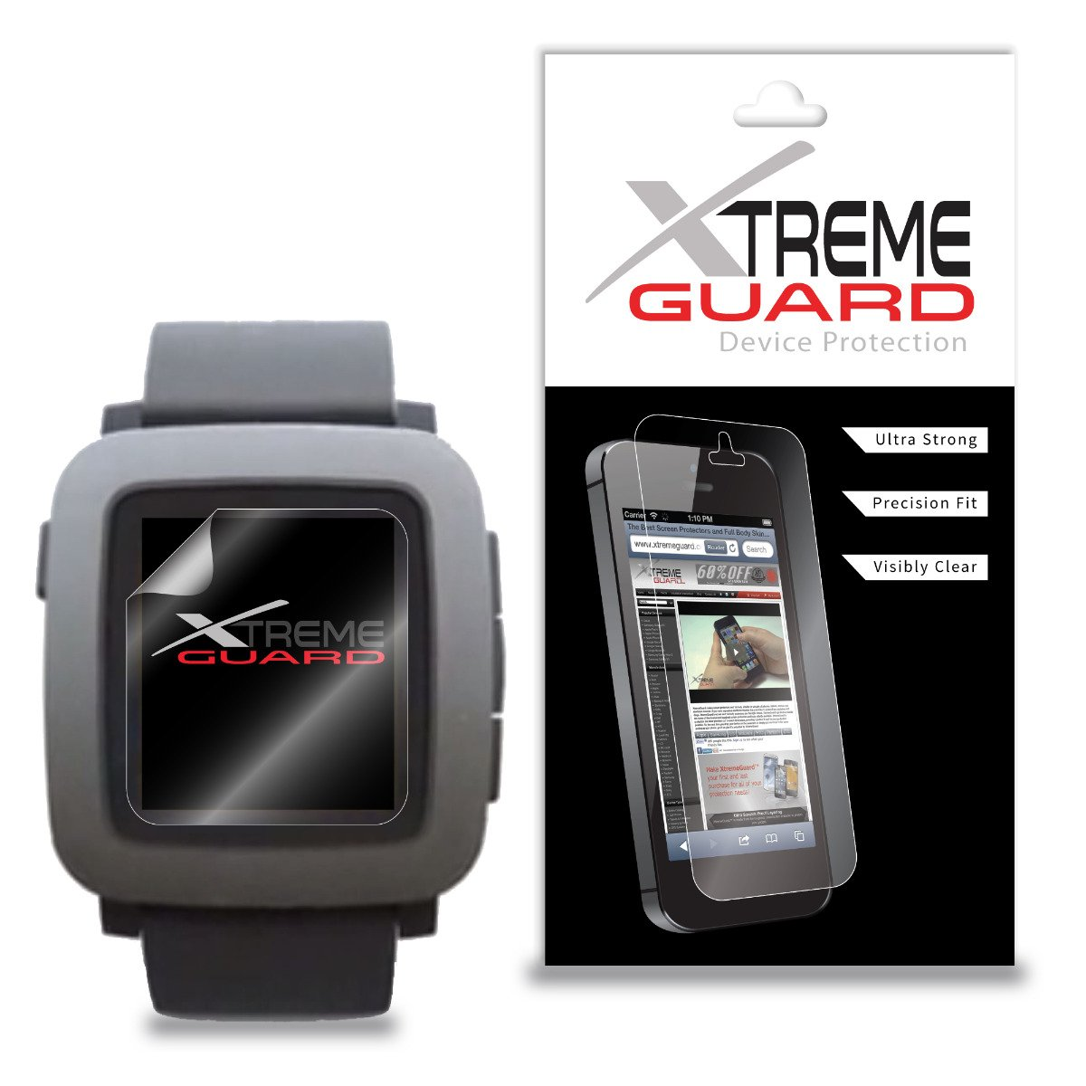 Amazon.com: Premium XtremeGuard™ Screen Protector Cover for ...