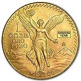 1981 MX - Present Mexico 1 oz Gold Onza &/or Libertad BU (Random Year) 1 OZ Brilliant Uncirculated