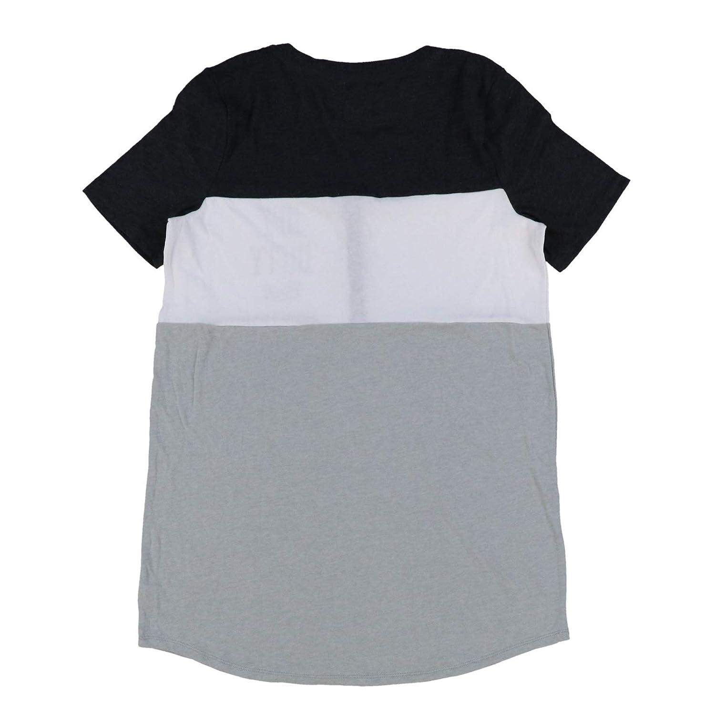 58e3d6cf18db1 Victoria's Secret Pink NEW Henley Sleep Shirt Short Sleeve Color ...