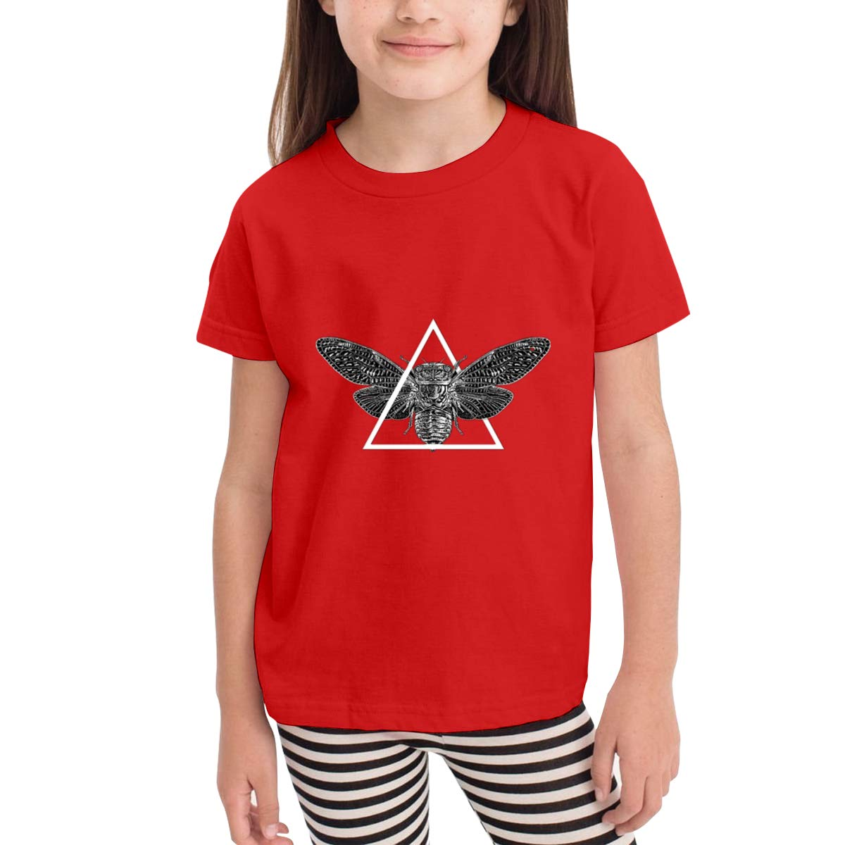 Onlybabycare Fly 100/% Cotton Toddler Baby Boys Girls Kids Short Sleeve T Shirt Top Tee Clothes 2-6 T