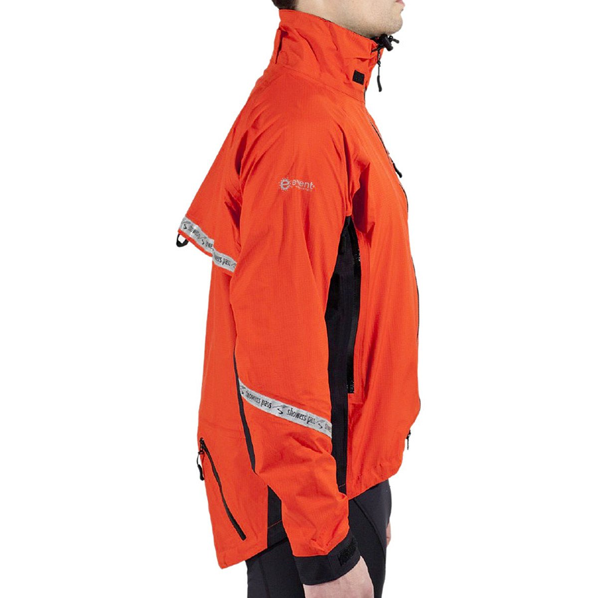 Showers Pass Elite 2.1 Jacket S Mens Cayenne Red