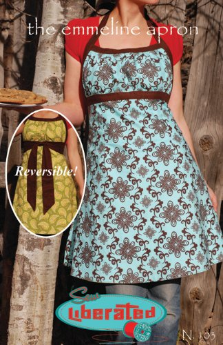 - Sew Liberated Patterns-Emmeline Apron