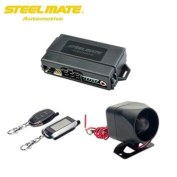 Steelmate 888 x 20 dos forma coche sistema de seguridad de ...