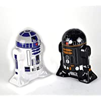 Star Wars Droid Salt and Pepper Shakers