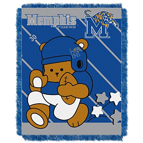 picture of NCAA Memphis Tigers Baby Blanket