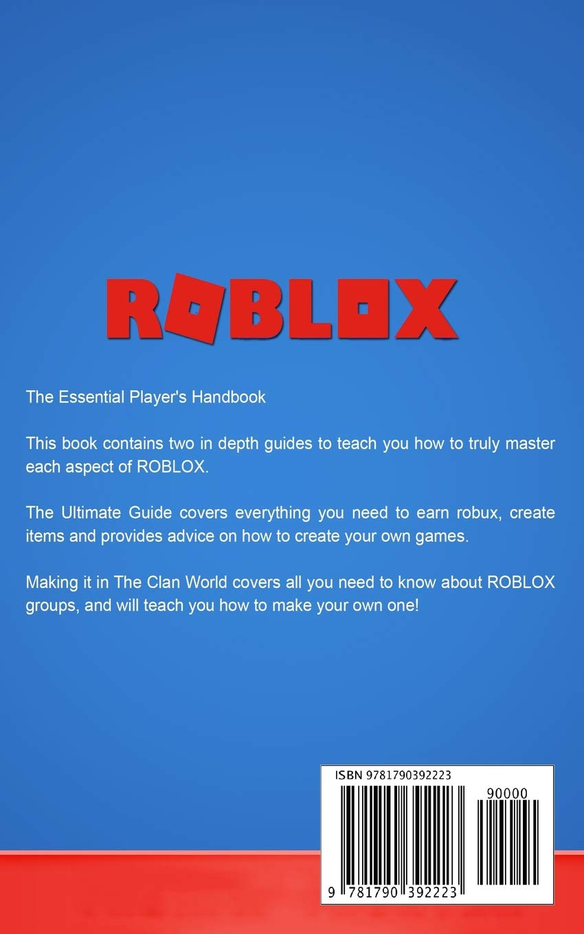 ROBLOX: The Essential Player's Handbook: Anthony Wright