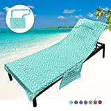 Best Fits For Lounge Chairs - Youlerbu Beach Chair Cover, Patio Chaise Lounge Chair Review