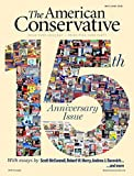 The American Conservative is the monthly magazine for everyone who enjoys a lively, critical, and intelligent conservatism—a voice that puts ideas over ideology. It features incisive coverage of foreign policy, economics, politics, books, culture, an...