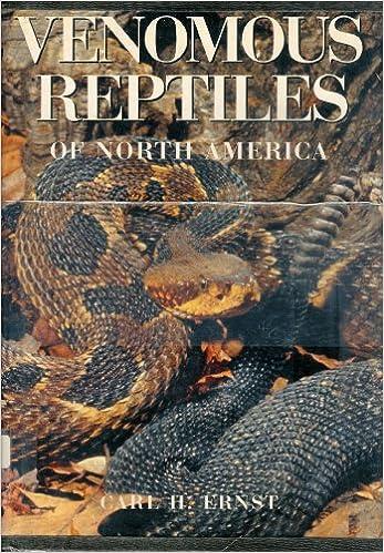 Venomous Reptiles of North America: Amazon.es: Ernst, Carl H.: Libros en idiomas extranjeros