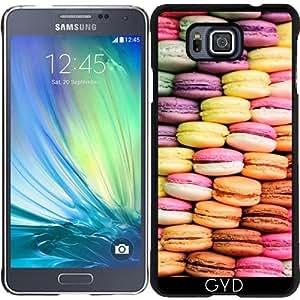 Funda para Samsung Galaxy Alpha - Macarrones by les caprices de filles