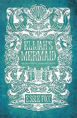 book cover of Elijah\'s Mermaid