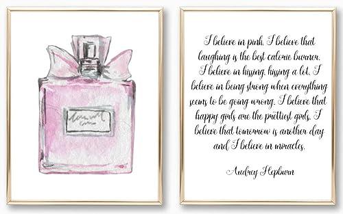 Audrey Hepburn Motivational wall art print quote Home Quote Print