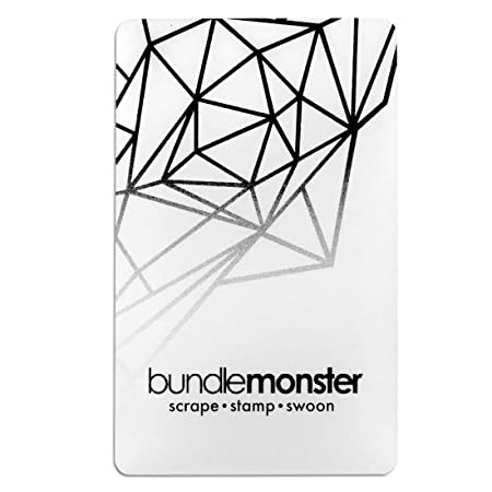 Amazon Com Maniology Formerly Bmc Mini Dual Ended Clear Nail Art