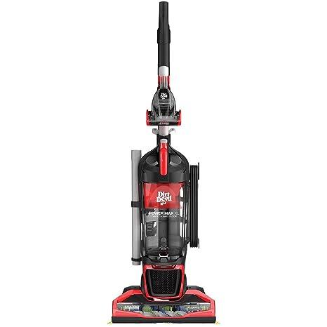 Dirt Devil Power Max XL Sin bolsa 2L Negro, Rojo, Plata - Aspiradora escoba