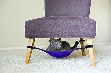 Cat Crib- Purple
