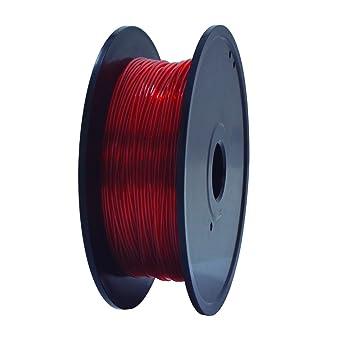 Filamento de TPU flexible para impresora 3D, filamento de ...