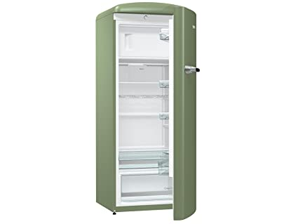 Gorenje Kühlschrank Gelb : Gorenje orb ol kühlschrank grün amazon elektro großgeräte
