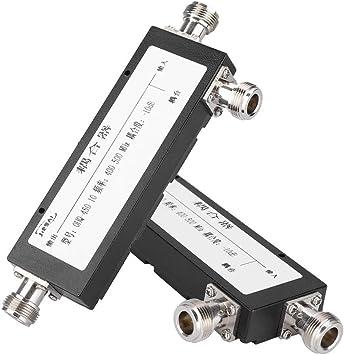 Mavis Laven Acoplador de Antena Acoplador de señal Carcasa de ...