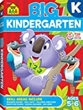 img - for Big Kindergarten Workbook, Ages 5-6, K, 320 pages, outstanding quality, prepares kindergartners for success, essential skills book / textbook / text book