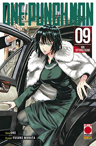 One-Punch Man (Italian) Paperback – 20 July 2017