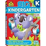 Big Kindergarten Workbook, Ages 5-6, K, 320 pages, outstanding quality, prepares kindergartners for success, essential skills
