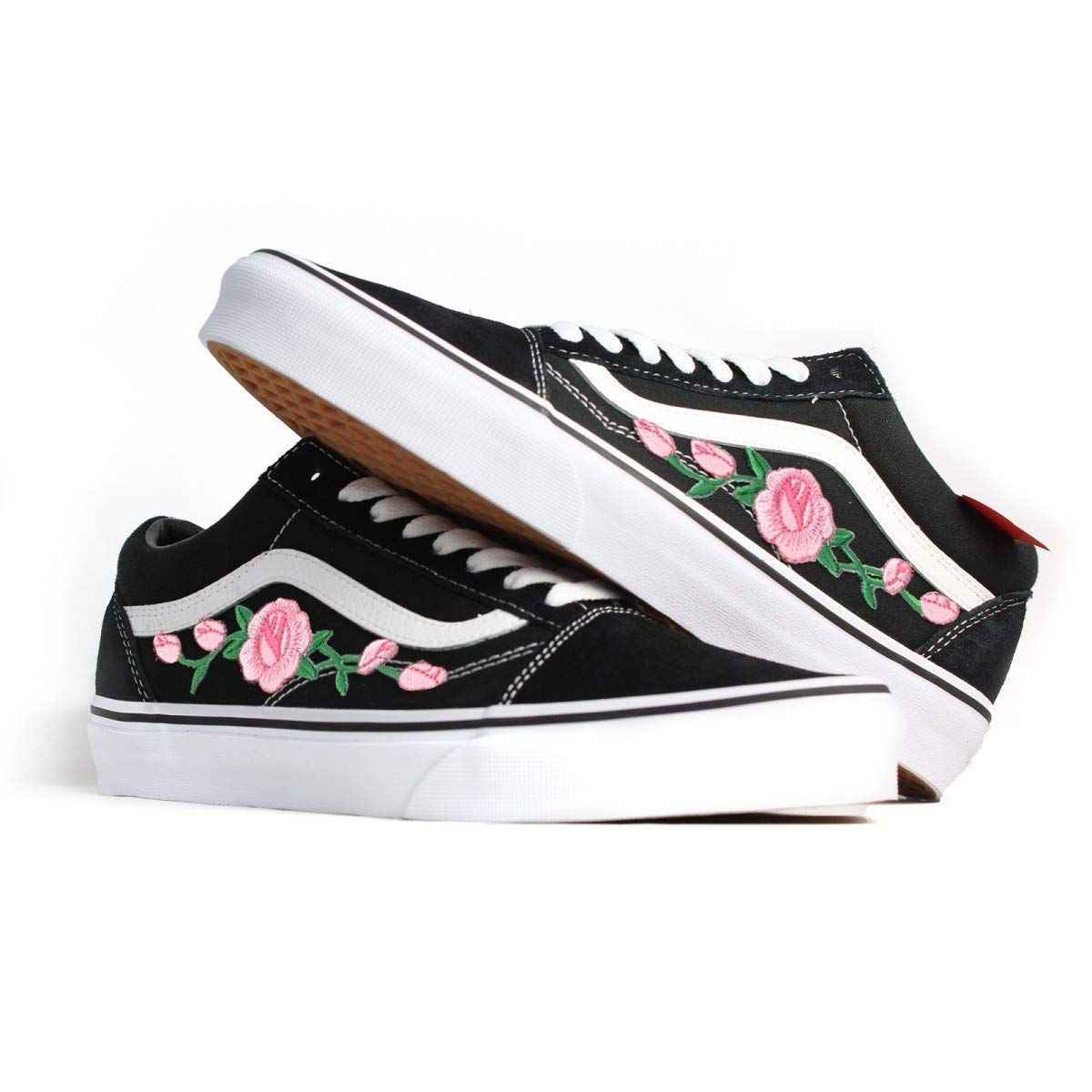 vans old skool rose