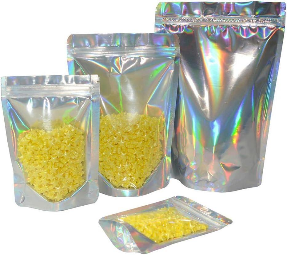 Details about  /100 x Plain Clear Transparent Ziplock Resealable Bags Baggies 120mm x 70mm