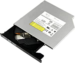 OSGEAR Internal Thick 12.7mm SATA 8x DVDRW CD DVD RW Rom Burner Writer Laptop Replacement PC Mac Tray Loading Drive for Asus Acer HP Dell Lenovo Samsung Sony