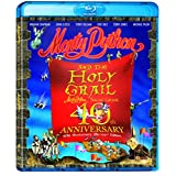Monty Python and the Holy Grail 40th Anniversary Edition Bilingual - Blu-ray