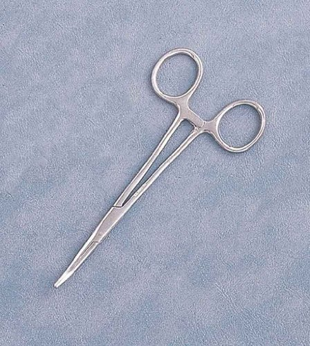ADC AD310Q Adult's Kelly Forceps Straight 5 1/2 inch Standard