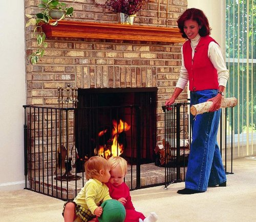 KidCo Auto close Hearth Gate