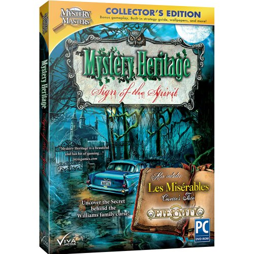 Mystery Heritage Collector's Edition w/Eternity & Les Miserables