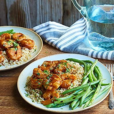 Sweet and Spicy Shrimp by Chef'd Partner Frontera Foods by Rick Bayless
