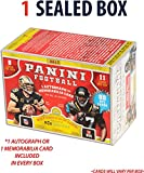 #10: 2017 Panini Football Factory Sealed 11 Pack Box - Fanatics Authentic Certified - Football Wax Packs
