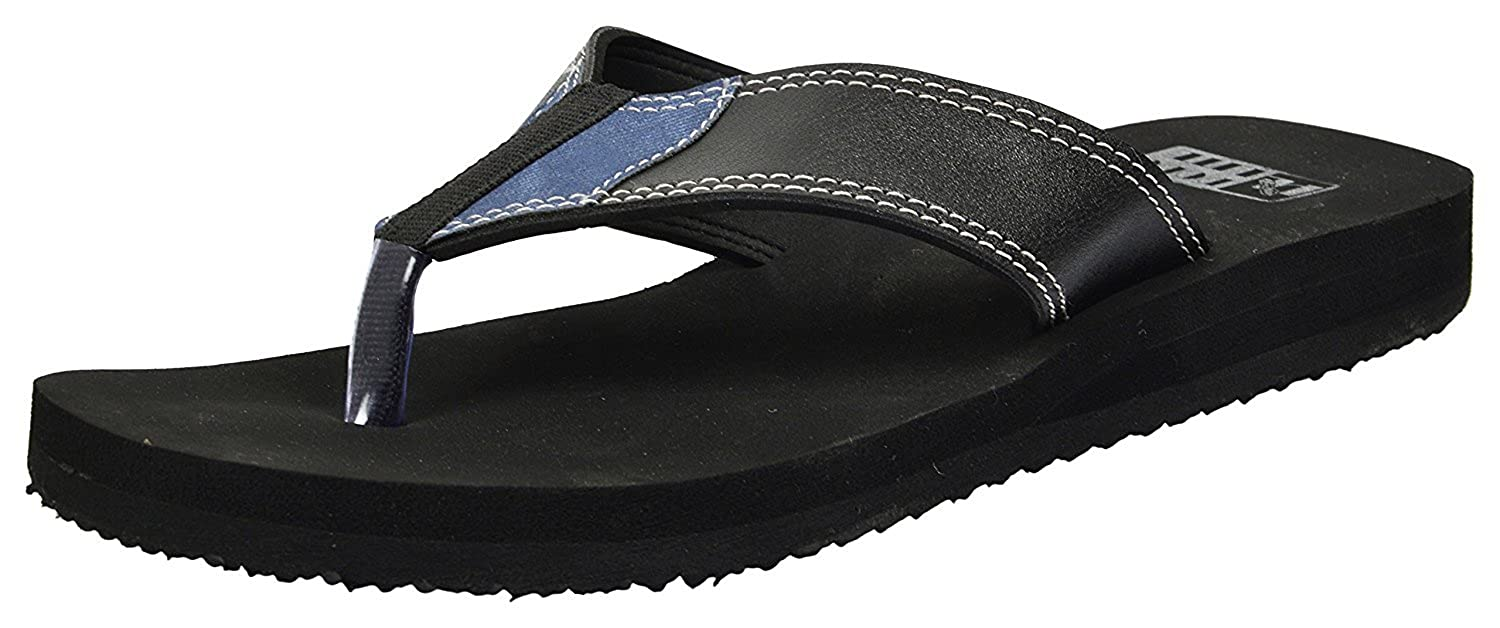 f803b1ab7b2 Podolite Lite Black Slippers Diabetic and Orthopedic MCP Footwear for Men   Buy Online at Low Prices in India - Amazon.in