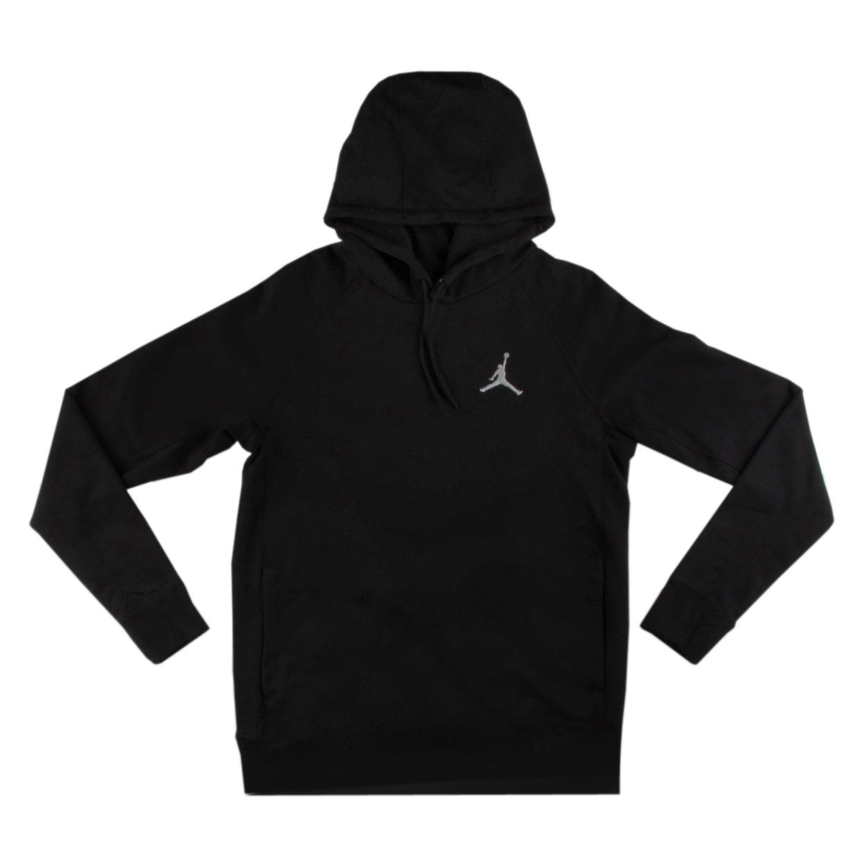 Jordan Flight Pullover Hoodie (L, Black/White)