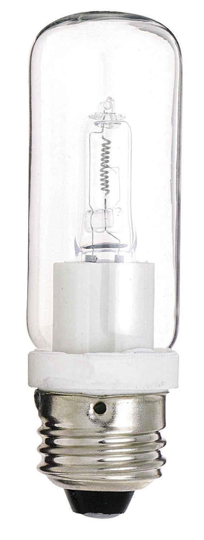 Satco S3474 1/Card 120V 150-Watt T10 Medium Base Light Bulb, Clear