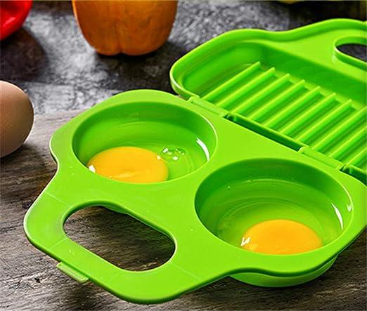 MZSC Huevo Furtivo Microondas Huevo Huevos Cocidos Tortilla De ...