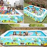 EPROSMIN 12 FT Swiming Pool for Kids and Adults